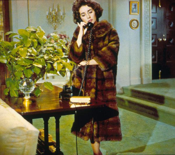 Butterfield 8 (1960) Directed by Daniel Mann Shown: Elizabeth Taylor