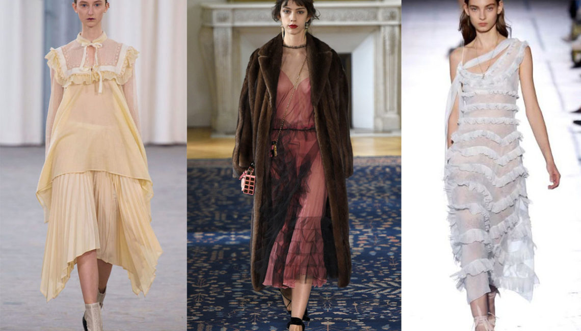 Paris Fashion Week Spring Summer 2017 Collection Reviews Part 6 Furinsider