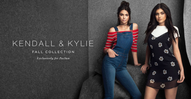 PacSun. Kendall and Kylie Summer Collection - 2016