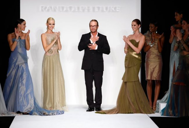 Los Angeles based designer Randolph Duke