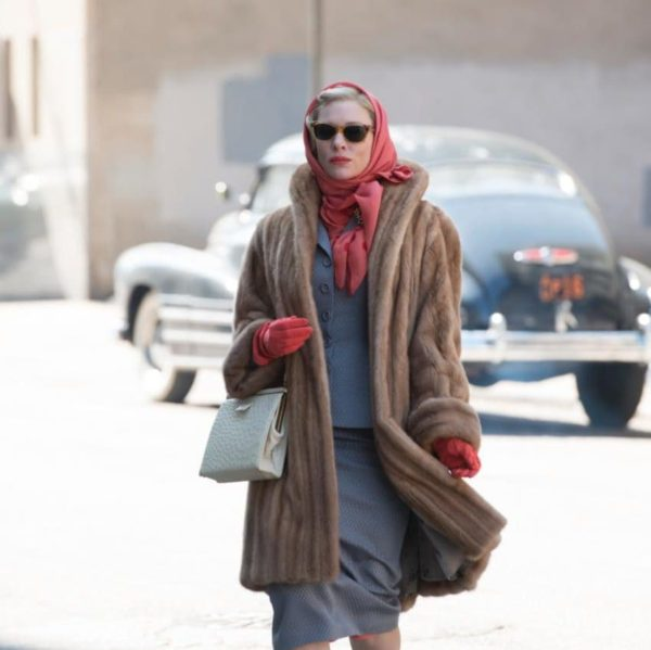 "Cate Blanchet was the quintessential 1960s housewife clad in her classic blond mink coat in the 2015 hit movie ""Carol"""