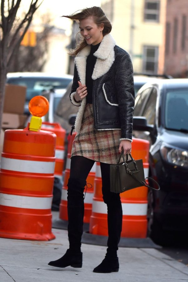 Her New York streetstyle