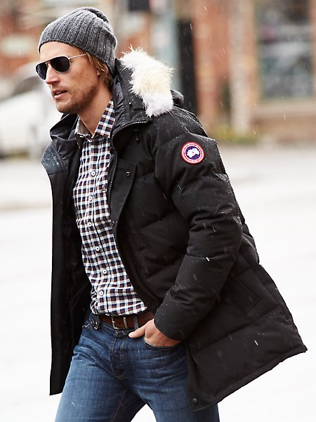 Canada Goose is a go-to favorite for many looking to stay warm and stylish
