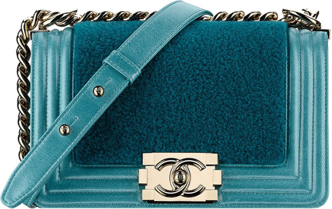 Chanel Fall Winter 2016 Boy Bag Collection