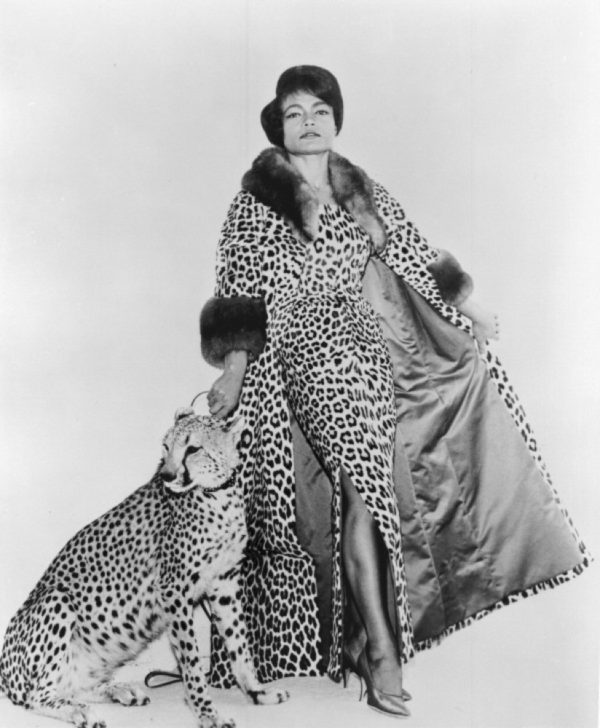 Eartha Kit was the embodiment of fierce style