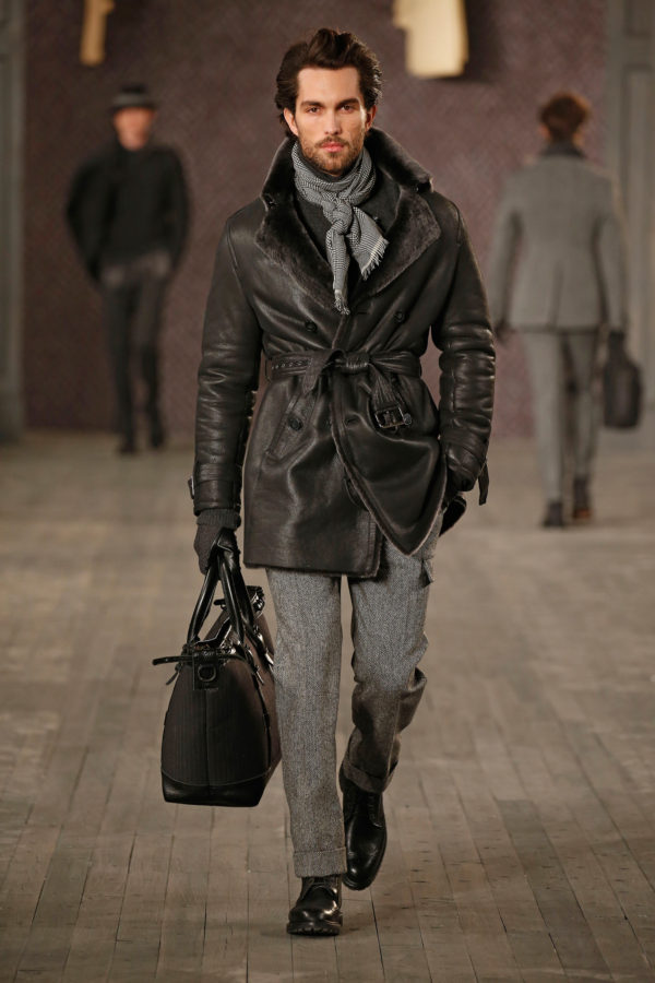 Joseph Abboud Fall 2016 - Winter 2017 Menswear