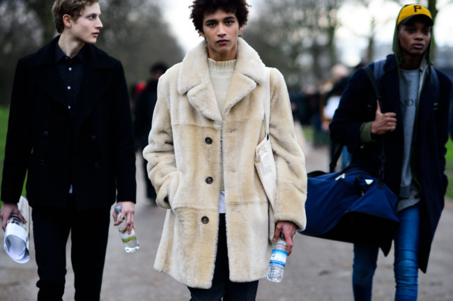 Mens Fashion Week Fall Winter 2017 Streetstyle