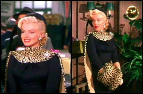 "Marilyn Monroe in ""Gentlemen Prefer Blondes""1953"