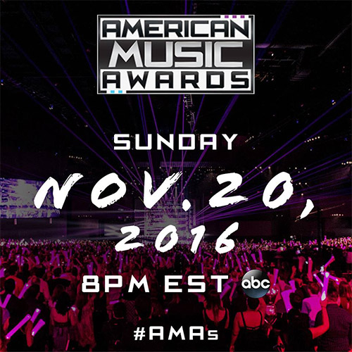 The 2016 American Music Awards( affectionately known as the AMAs) is the largest fan voted awards show