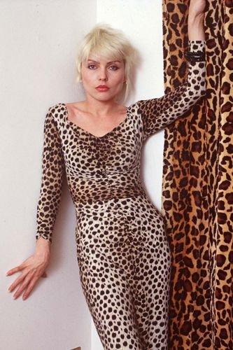Style icon Debbie Harry 1979