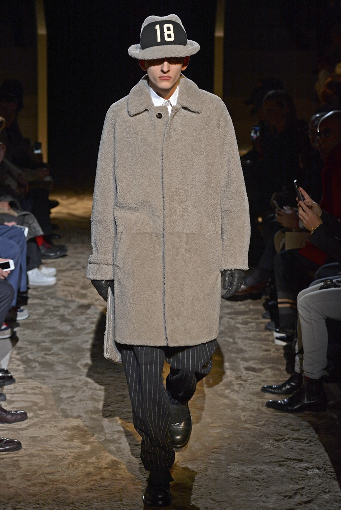 Ermenegildo Zegna Men's RTW Fall 2016