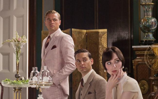 Gatsby pink