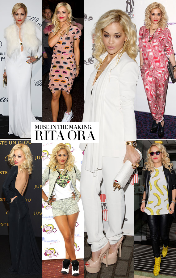 Rita Ora's fashion