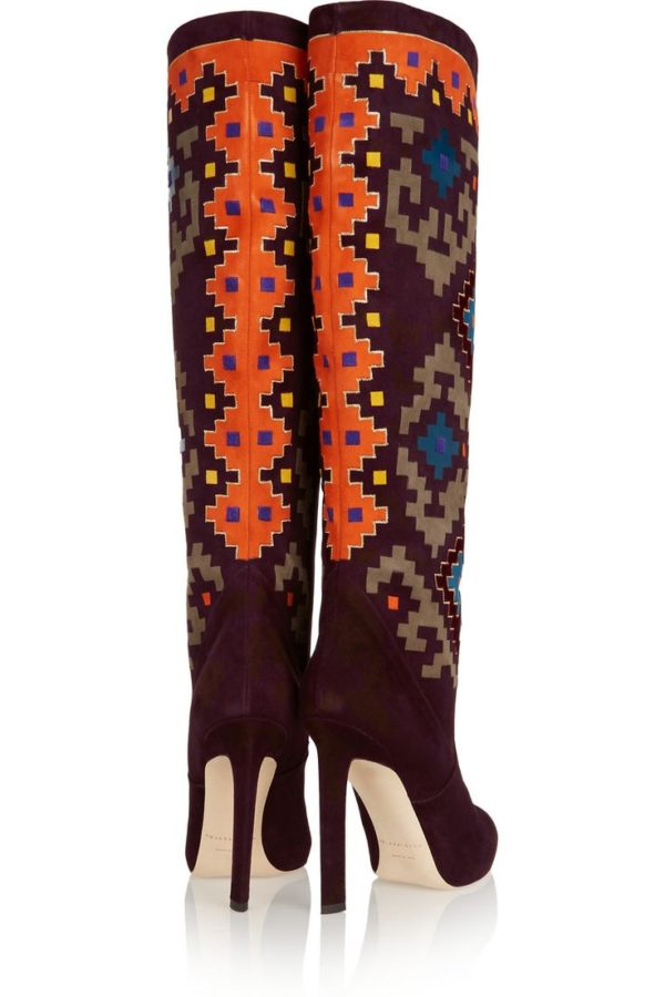 Brian Atwood winter boots
