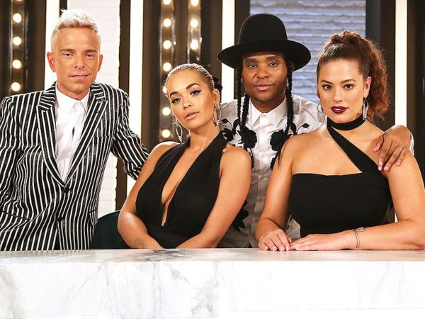 Rita Ora on America's Next Top Model