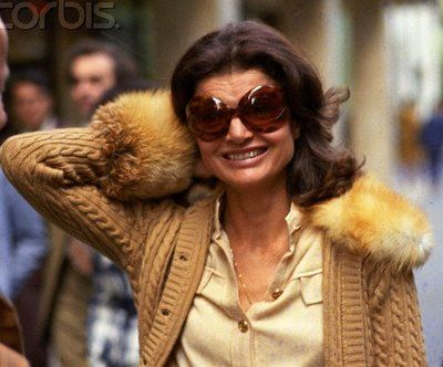 Jackie in the early 70s