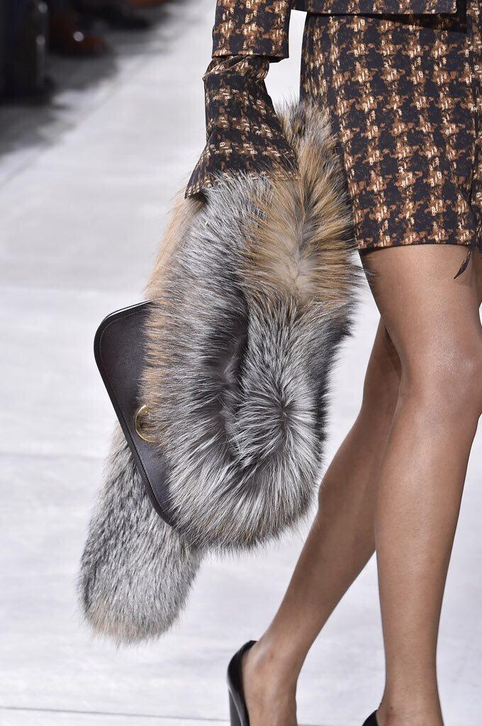 Michael Kors fur fashion Fur gifts