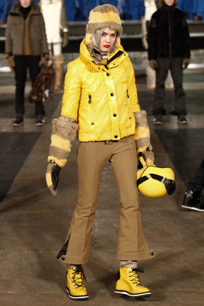 Moncler Grenoble fur fashion Fur gifts