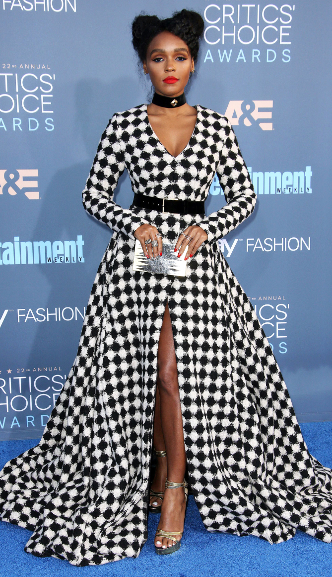 Janelle Monae 22nd Annual Critics' Choice Awards