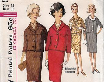 Jacqueline Kennedy Simplicity dress pattern