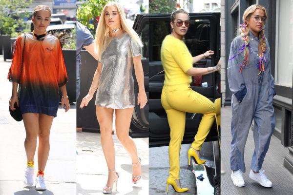 Rita Ora's 2016 summer style
