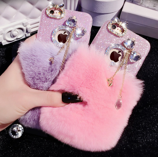 Fur Phone Case