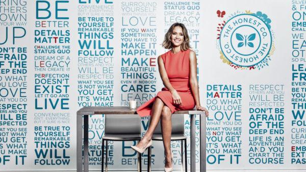 Jessica Alba Forbes magazine