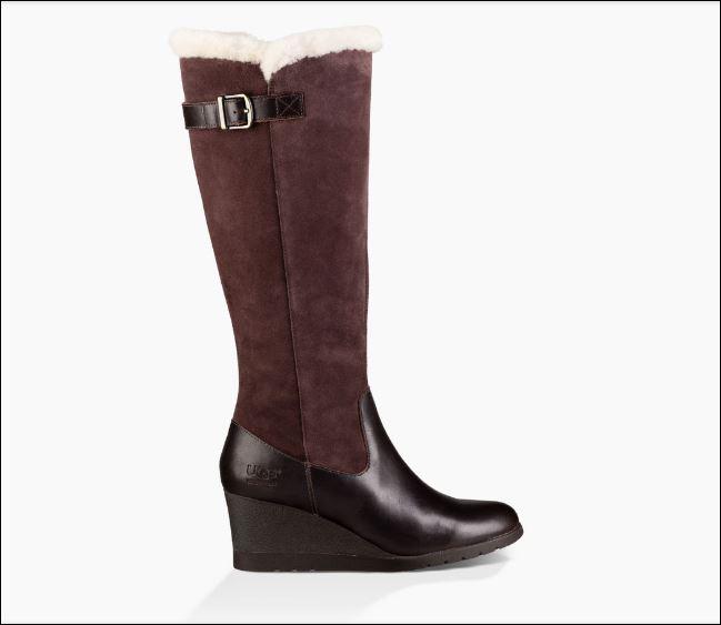 UGG Mischa winter boots