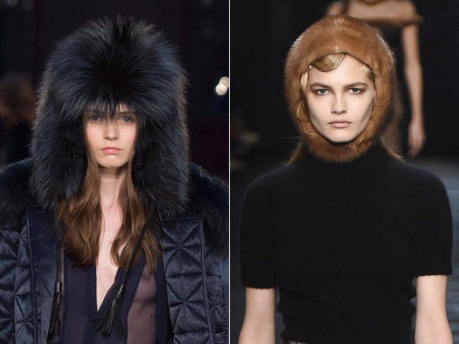 Sonia Rykiel, Bluemarine fur hats fur gifts