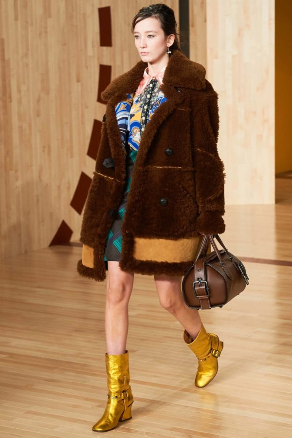 Coach 1941 Fall 2016 cold weather fashion