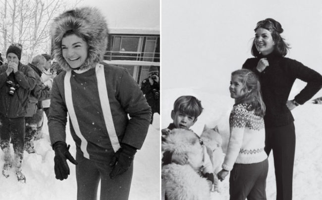 Jacqeline Kennedy went on to raise both her kids John and Caroline Kennedy who ended up being iconic figures themselves.