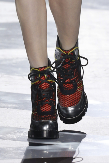 Louis Vuitton winter boots