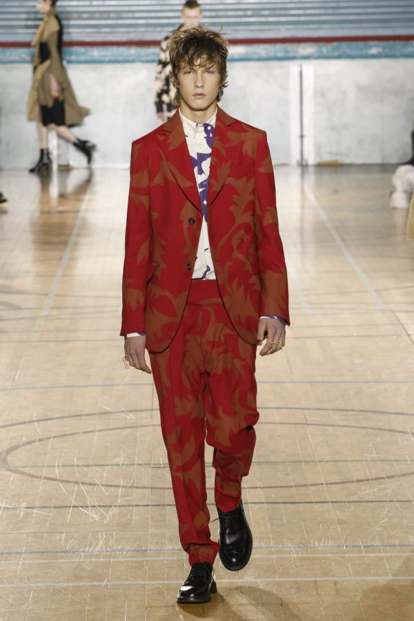 Vivienne Westwood Menswear Fall 2017