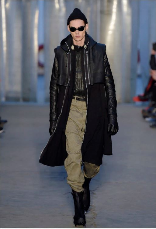 Boris Bidjan Saberi Menswear Fall 2017 Collection