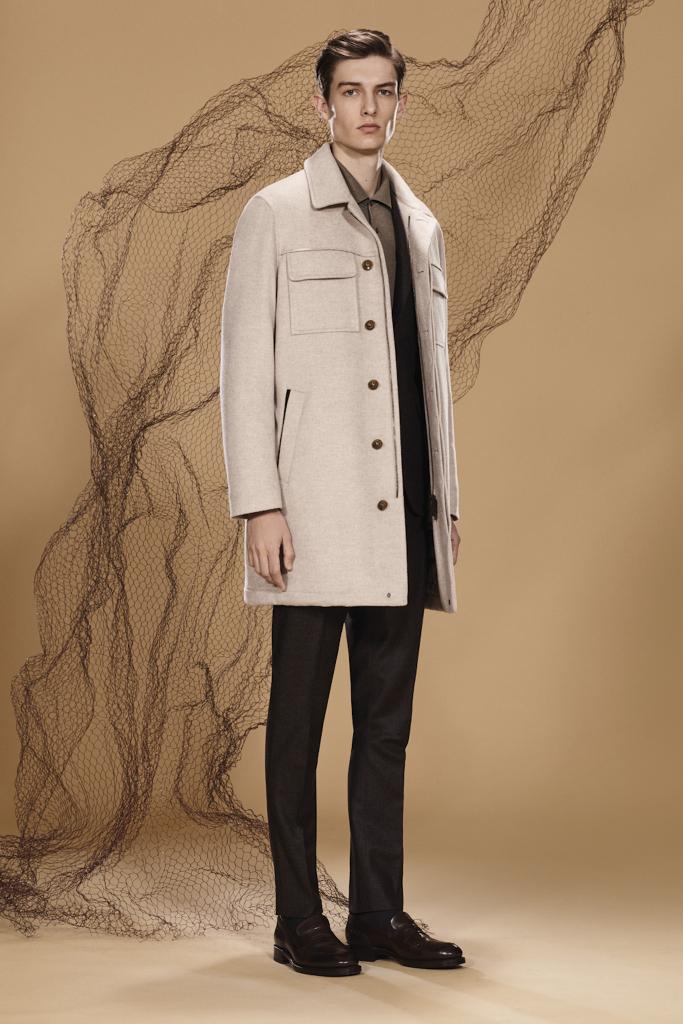 Canali Menswear Fall 2017