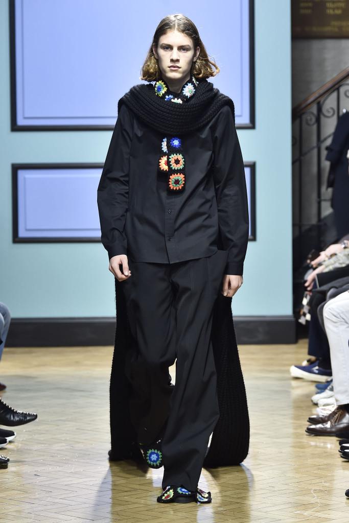 J. W. Anderson Menswear Fall 2017