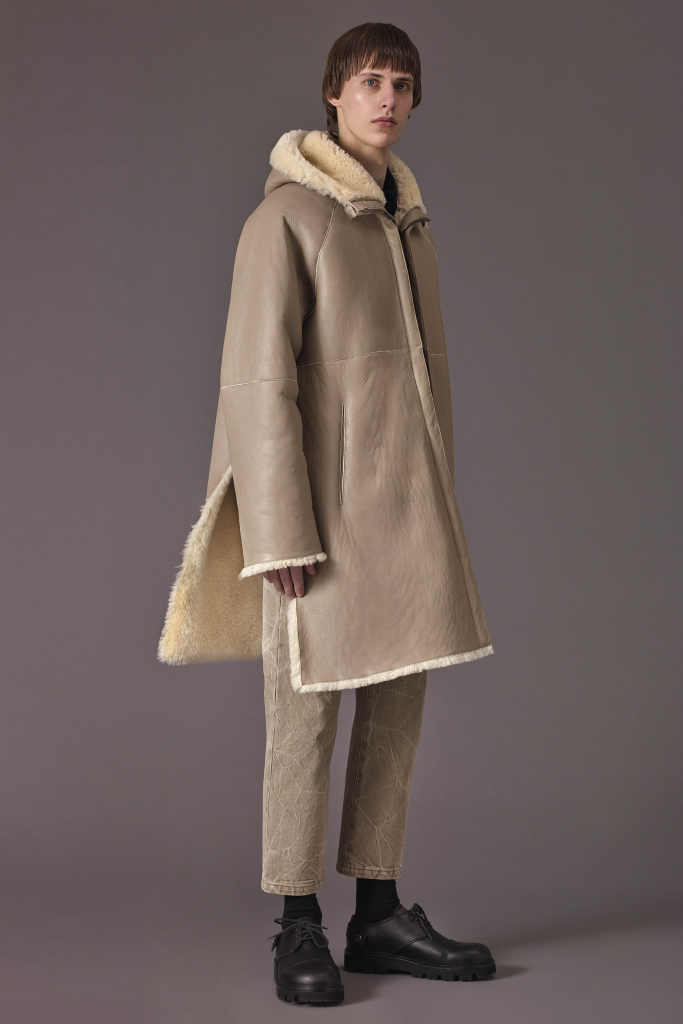 Jim Sander Menswear Fall 2017