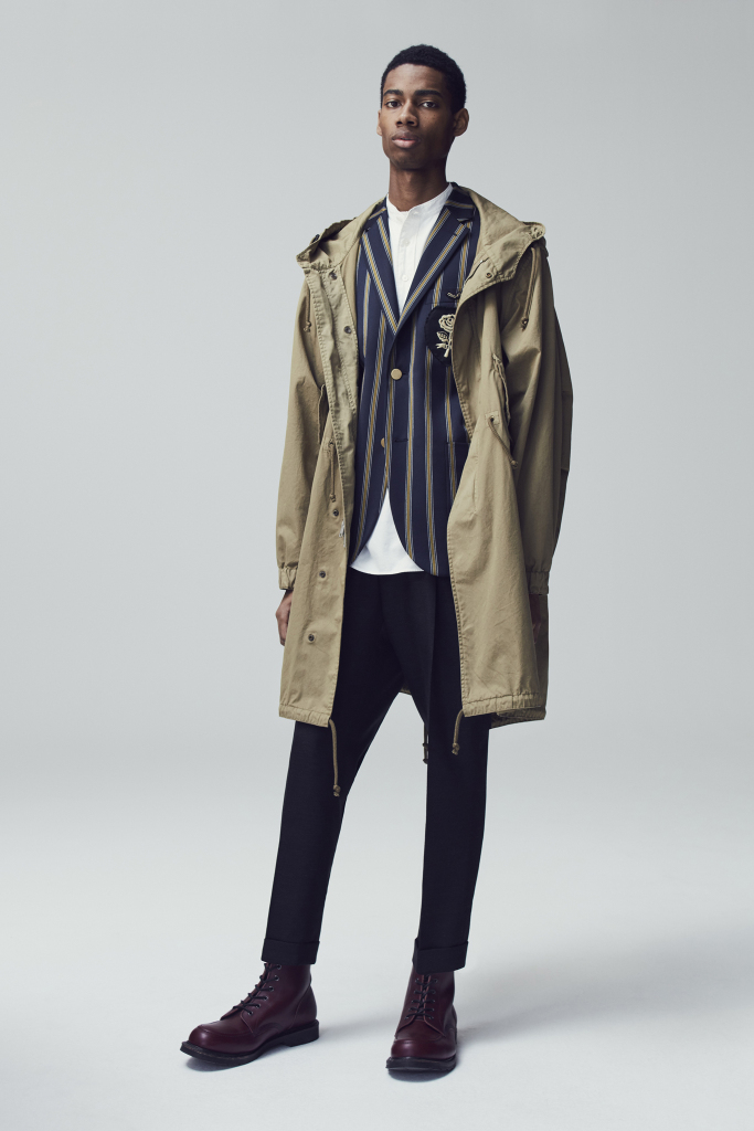 Kent & Curwein Menswear Fall 2017