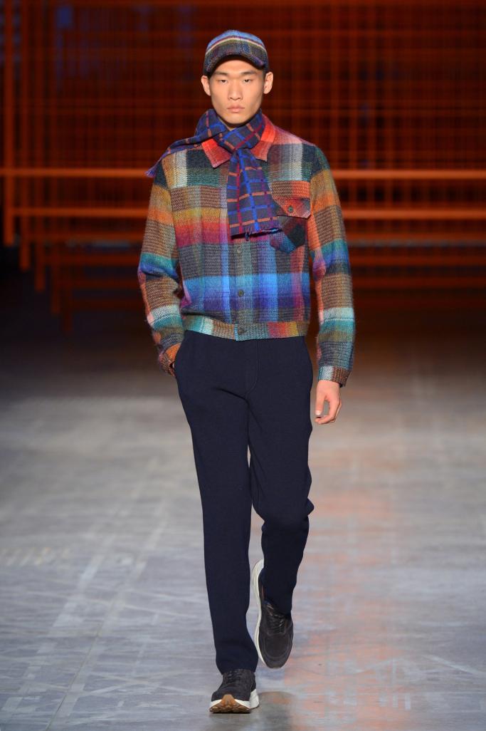 Missoni Menswear Fall 2017
