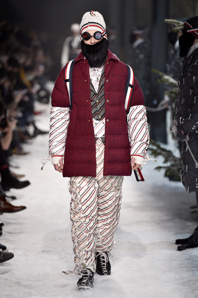 Moncler Menswear Fall 2017