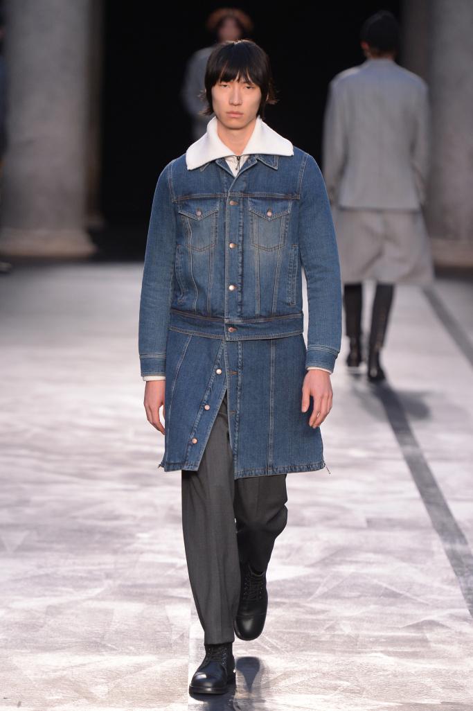 Neil Barrett Menswear Fall 2017