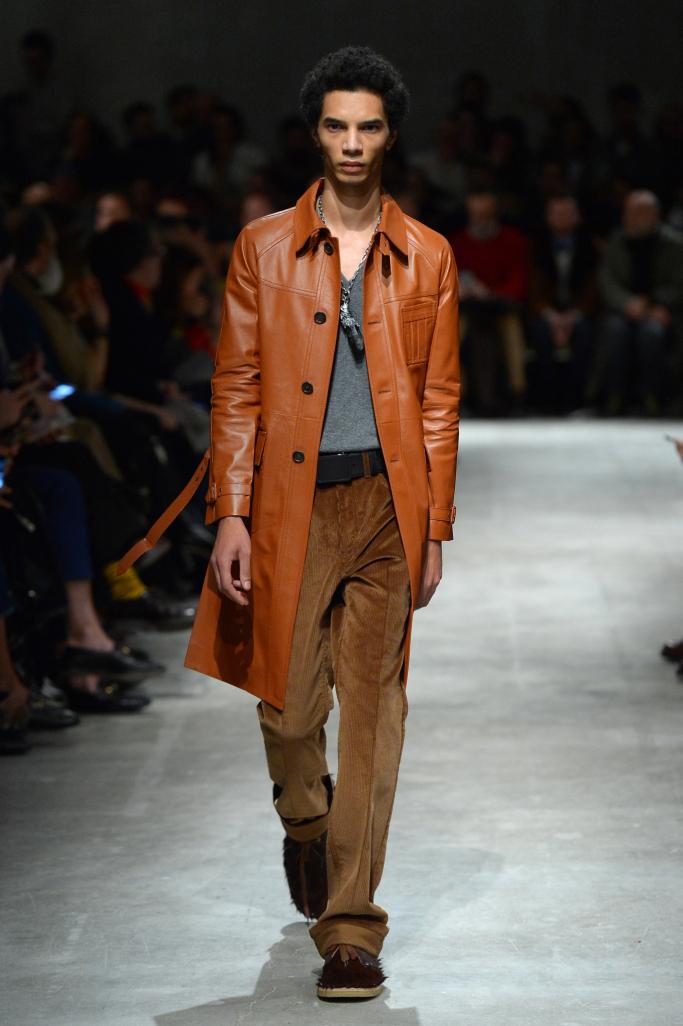 Prada Menswear Fall 2017