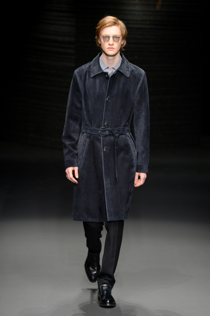 Salvatore Ferragamo Menswear Fall 2017
