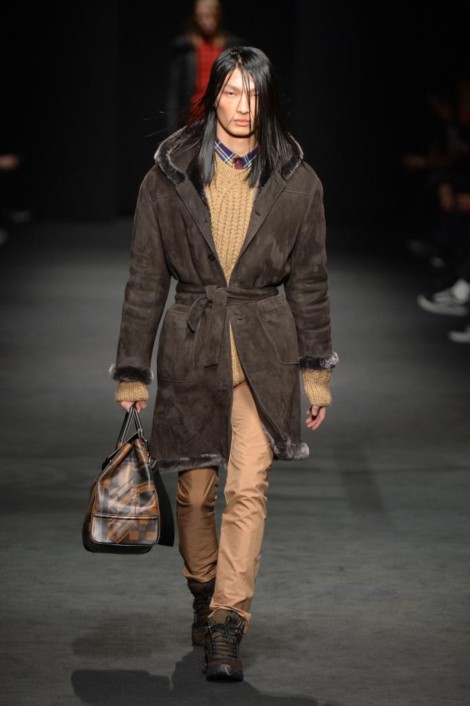 Versace Menswear Fall 2017