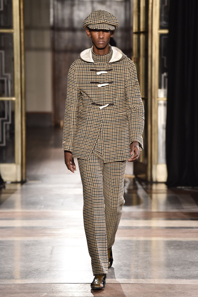 Wales Bonner Menswear Fall 2017