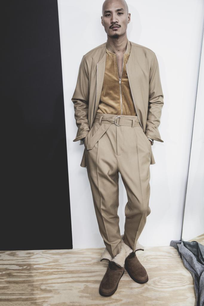 3.1 Phillip Lim New York Fall 2017 Menswear