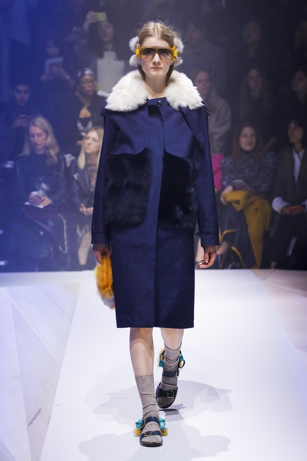 Anya Hindmarch London Fashion Week Fall 2017