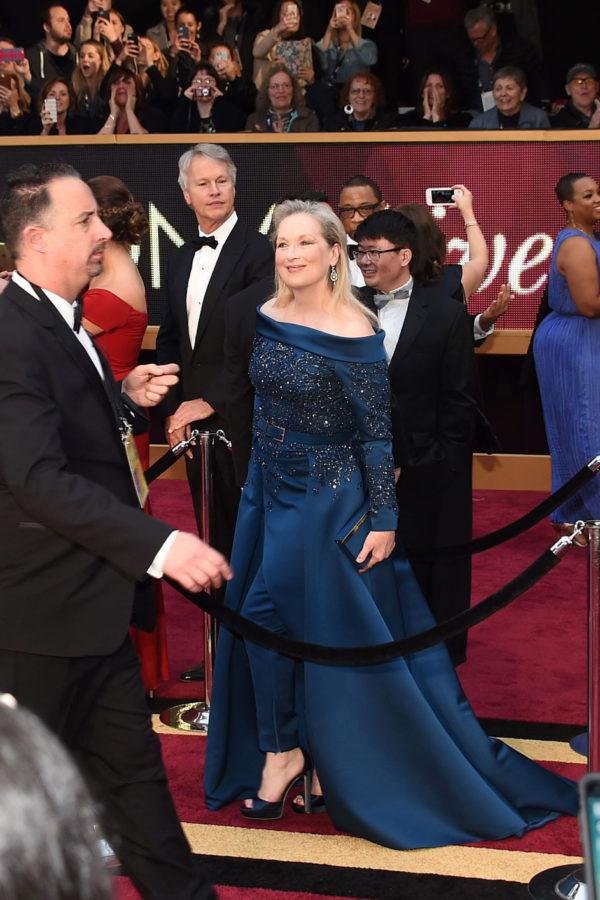 Oscars 2017 Trends- Meryl Streep in Elie Saab