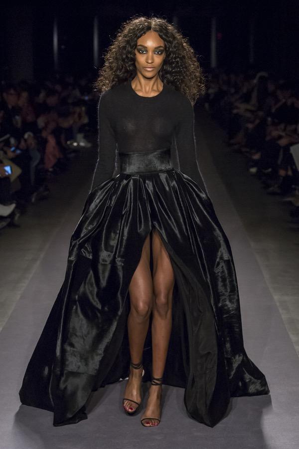 Brandon Maxwell New York Fashion Week Fall 2017