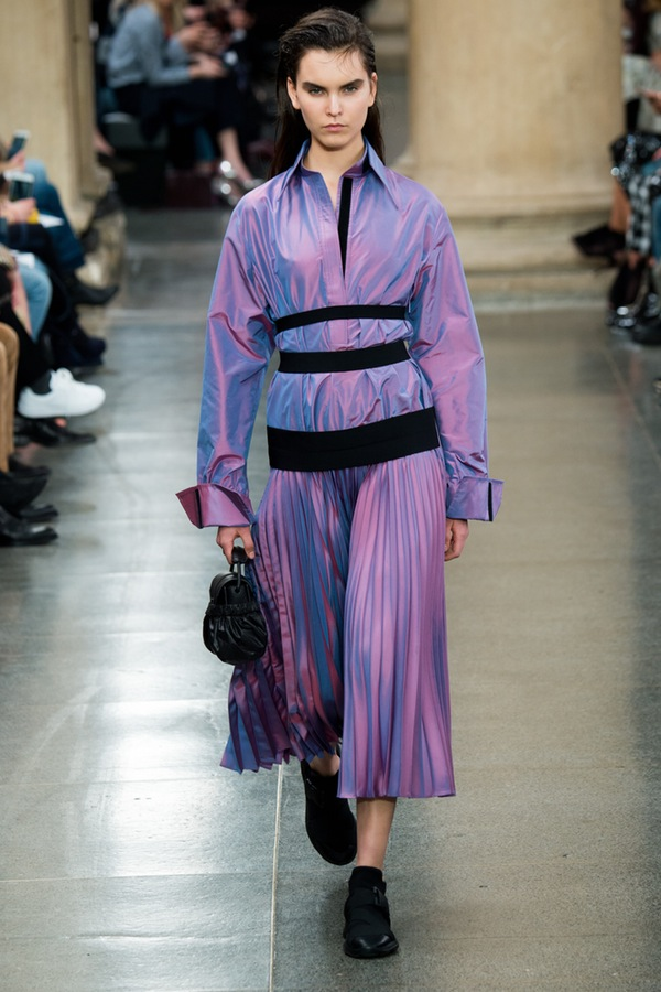 Christopher Kane London Fashion Week fall 2017